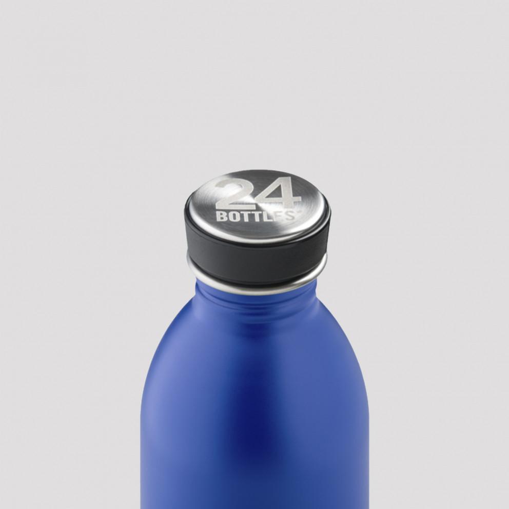 24Bottles Urban Gold Blue Ανοξείδωτο Μπουκάλι 1L