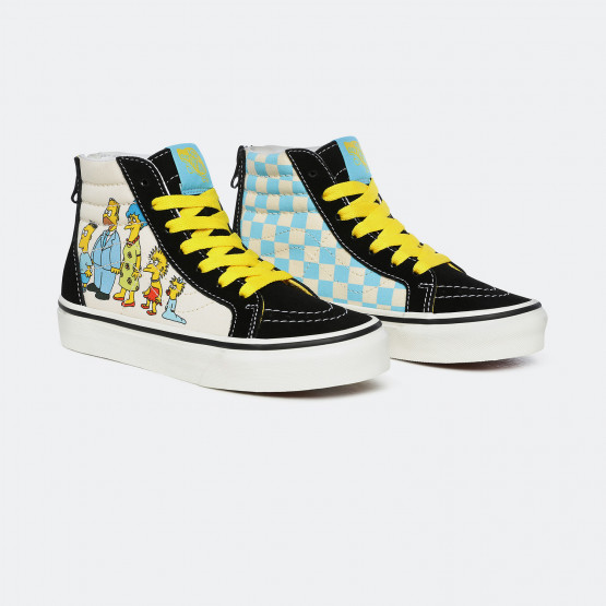 Vans x The Simpsons Ua Sk8-Hi Παιδικά Παπούτσια