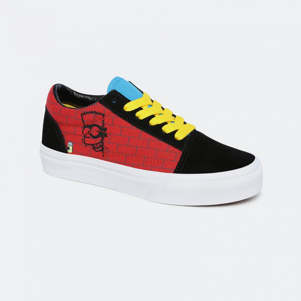 Vans x The Simpsons Sk8-Low Παιδικά Παπούτσια
