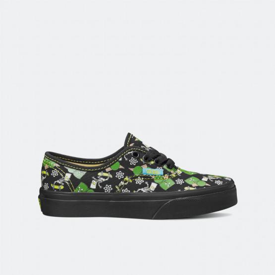Vans x Simpsons Authentic Παιδικά Παπούτσια