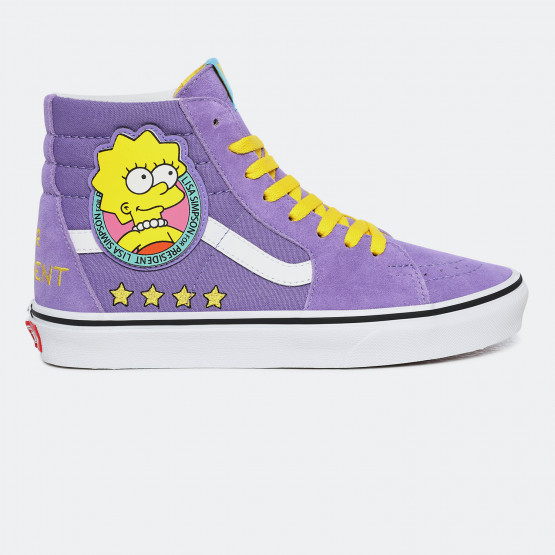 Vans x The Simpsons Ua Sk8-Hi Women's Shoes