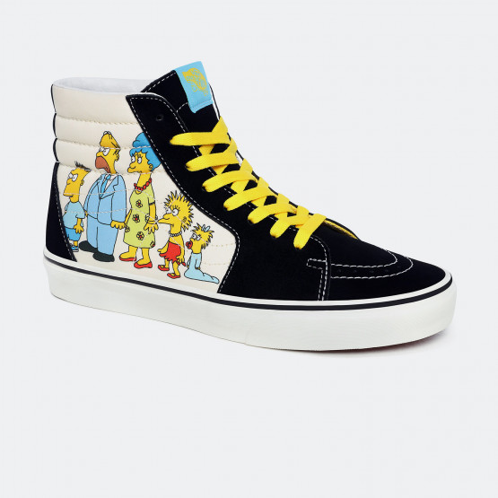 Vans x The Simpsons Ua Sk8-Hi Men's Shoes