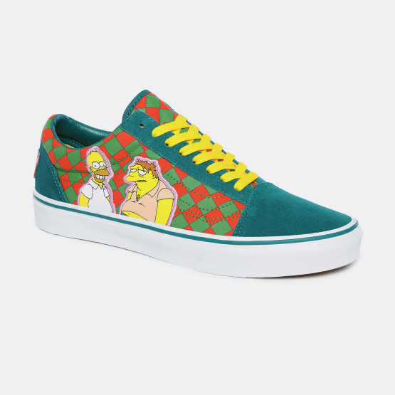 Vans x The Simpsons Ua Old Skool Women's Shoes
