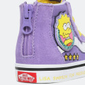 Vans x The Simpsons Sk8-Hi Zip Toddler's Shoes