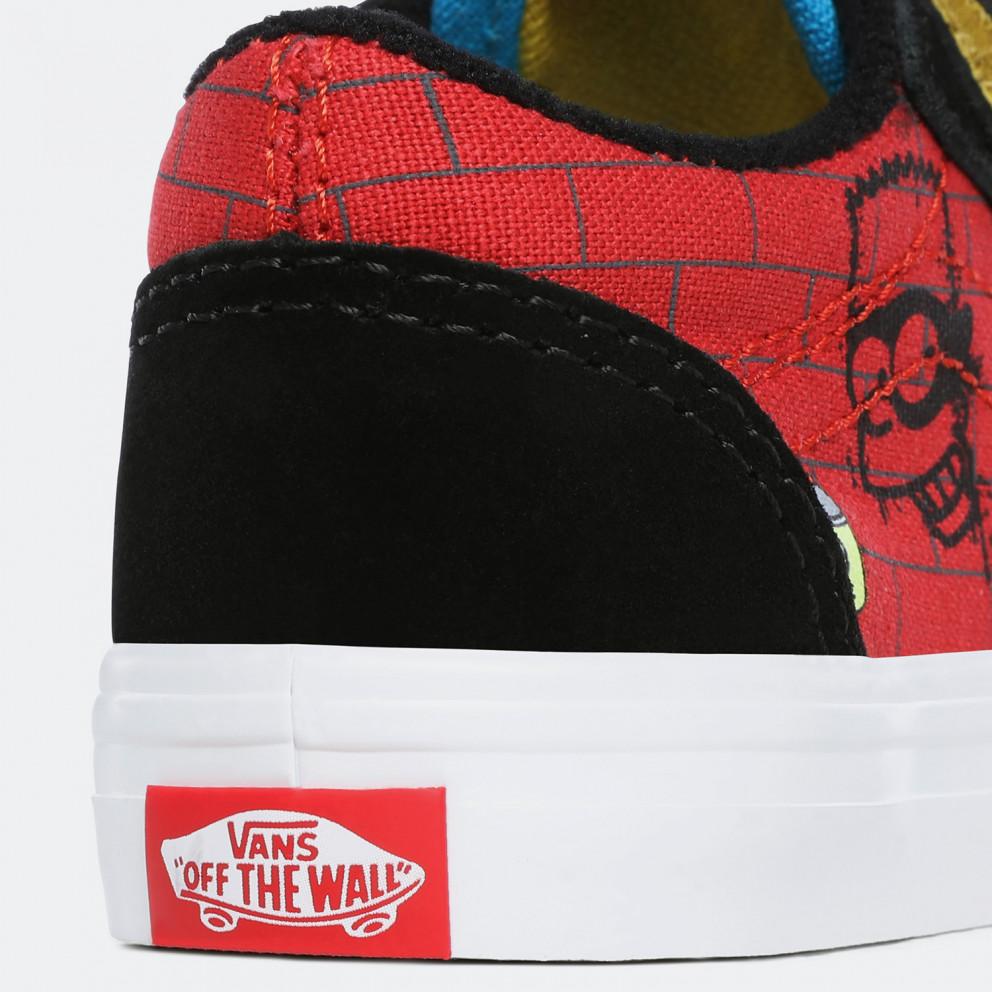 Vans x The Simpsons Old Skool V Βρεφικά Παπούτσια