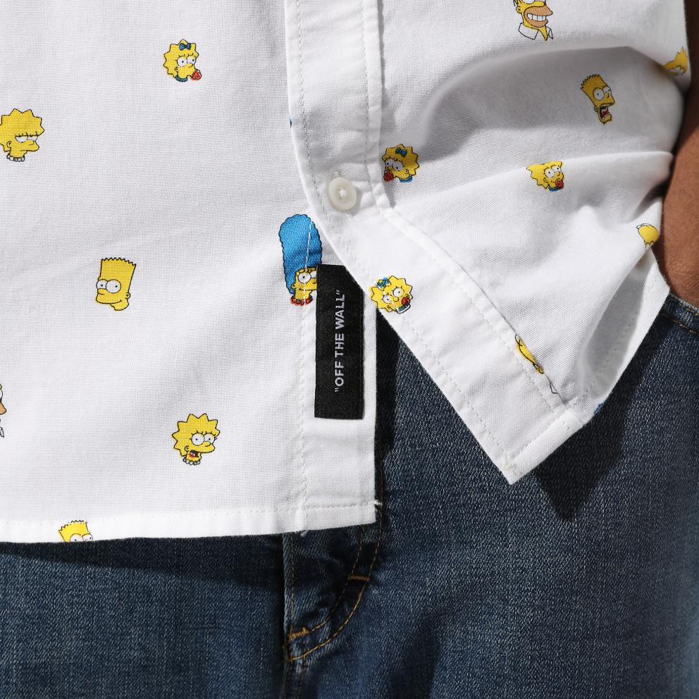 Vans x The Simpsons Houser Ανδρικό Πουκάμισο