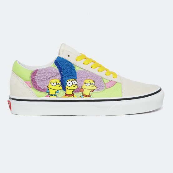 Vans x The Simpsons Ua Old Skool Unisex Shoes