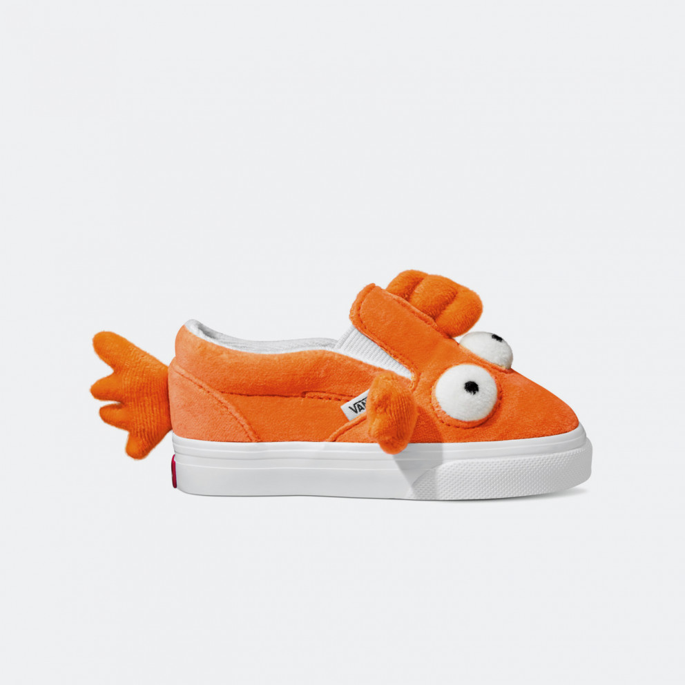 Vans x The Simpsons Fish Slip-On V Toddlers Shoes