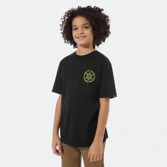 Vans x The Simpsons Glow Bart Kids' T-Shirt