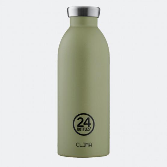 24Bottles Clima Stone Sage Ανοξείδωτο Μπουκάλι 500 ml