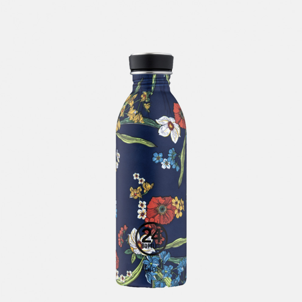 24Bottles UrbanDenim Bouquet Steel Bottle 500ml