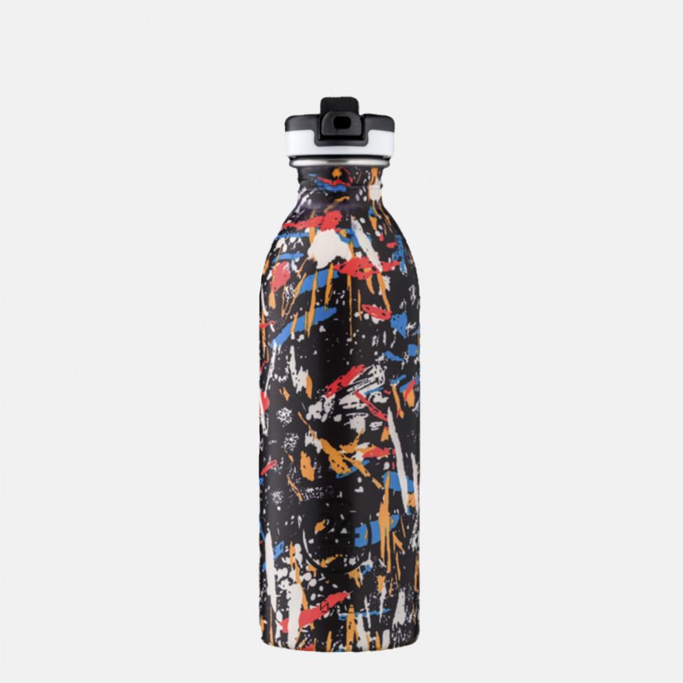 24Bottles Urban Graffiti Beat Steel Bottle 500 ml