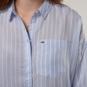 Tommy Jeans Women's Striped Shirt
