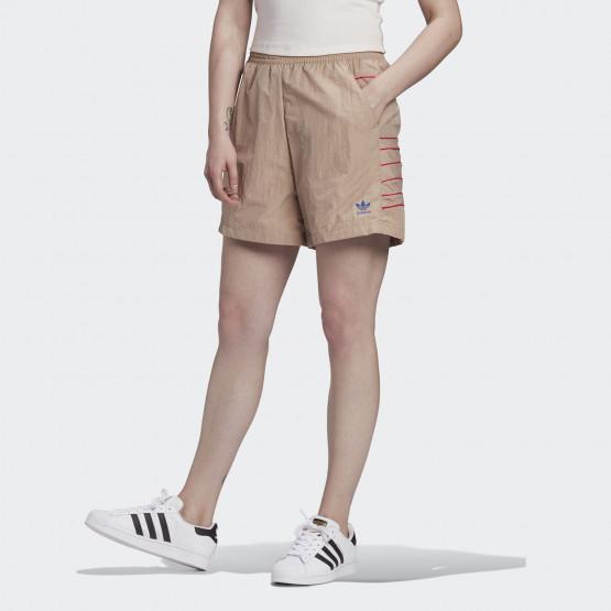adidas Originals Adicolour Large Logo Women's Shorts