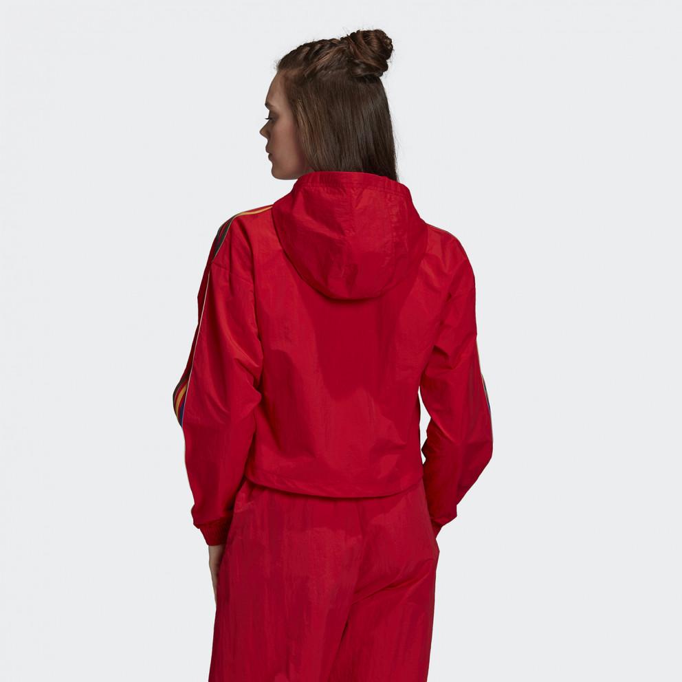 adidas Originals Cropped Halfzip Women's Crop Top
