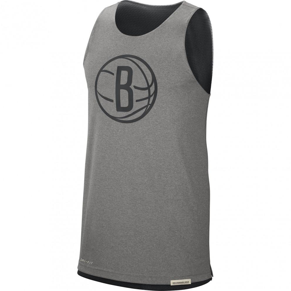 Nike NBA Brooklyn Nets Standard Issue Men's Reversible