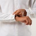 Tommy Jeans Stretch Oxford Men's Dress Shirt