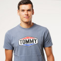 Tommy Jeans Printed Logo Men's T-Shirt
