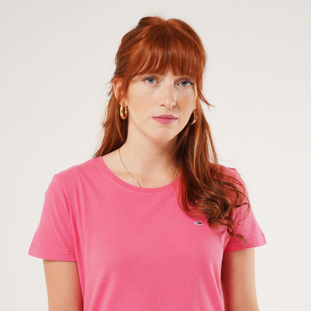 Tommy Jeans Soft Jersey Women's T-Shirt