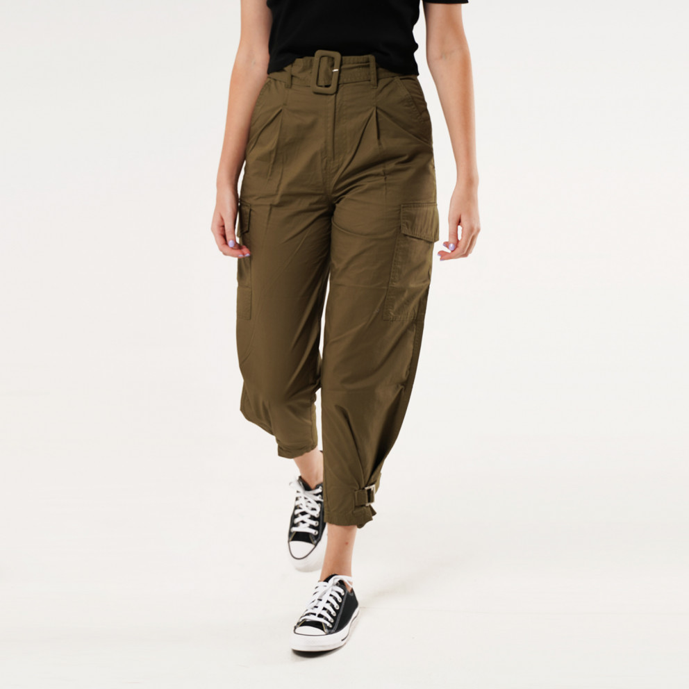 Tommy Jeans Women's High Rise Belted Pant