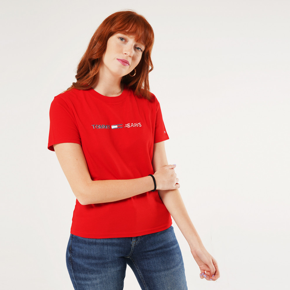 Tommy Jeans Americana Women's T-Shirt