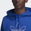 adidas Originals Outline Trefoil Logo Men's Hoodie