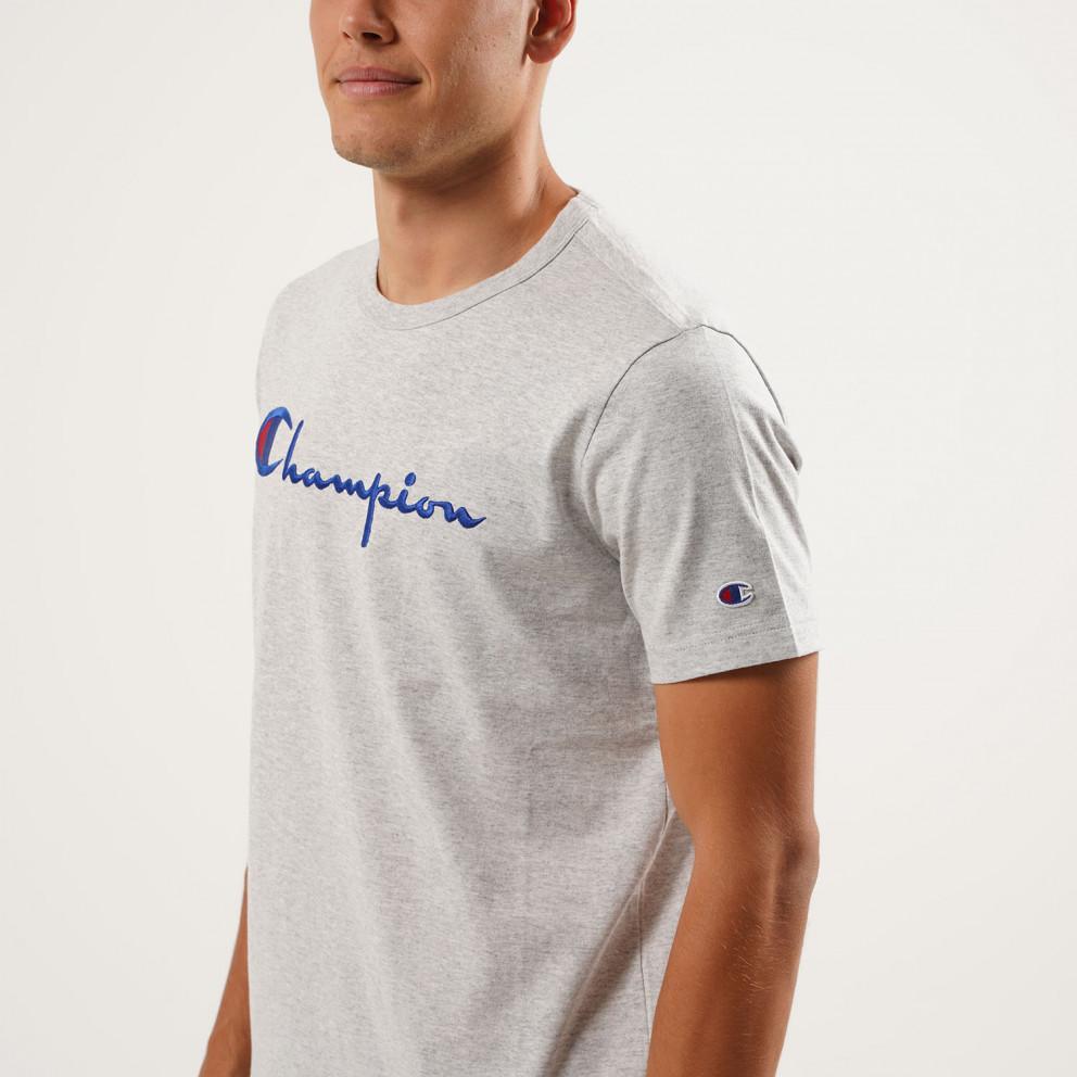Champion Reverse Weave Crewneck Ανδρική Μπλούζα