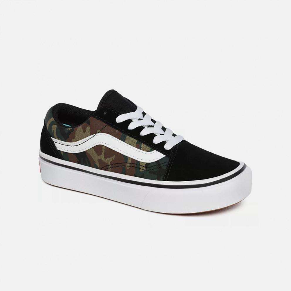 Vans Comfycush Old Skool Shoes For Kids