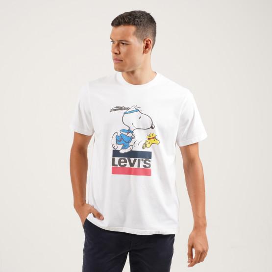 Levis SS Ανδρική Κοντομάνικη Μπλούζα