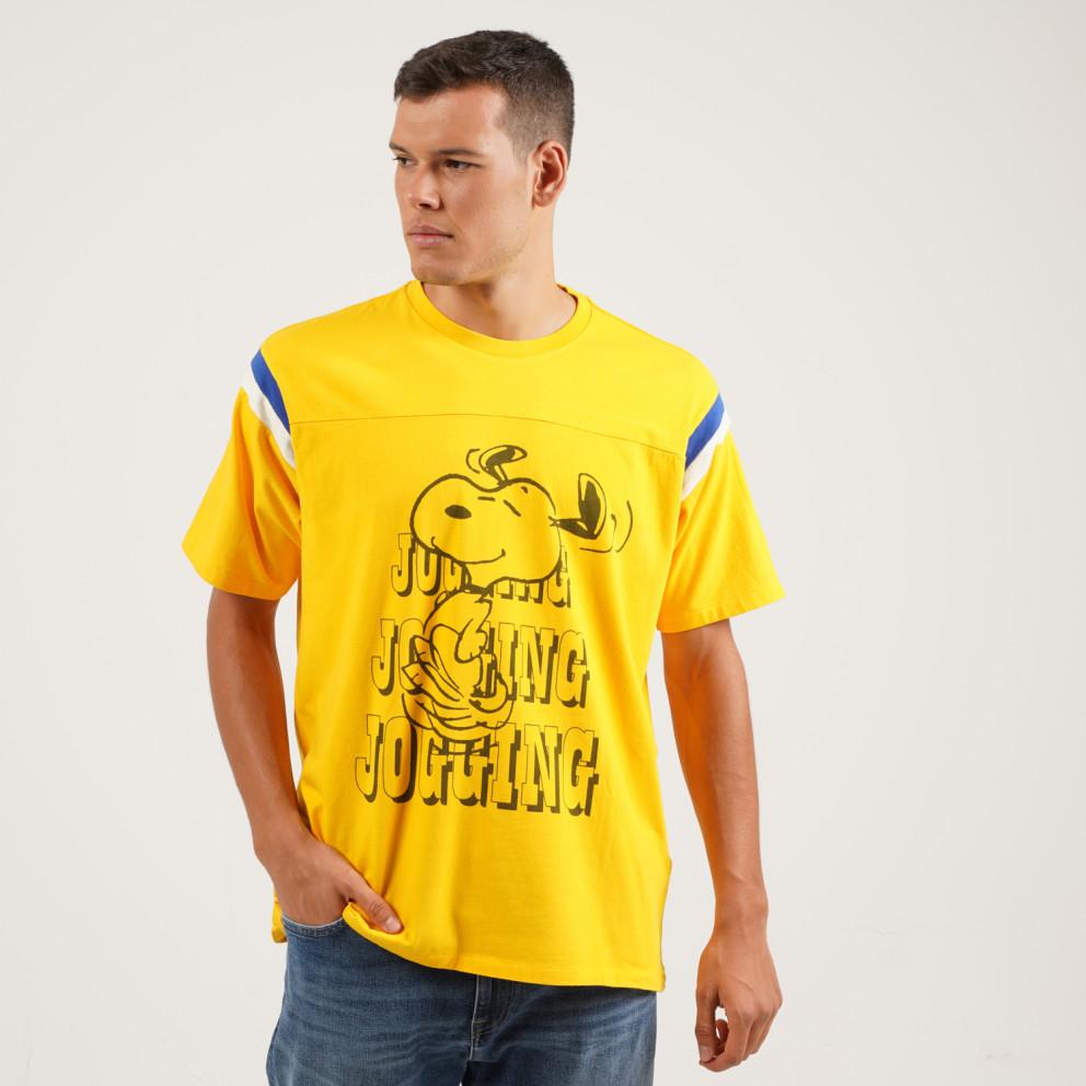 Levi's x Snoopy Football Ανδρική Μπλούζα