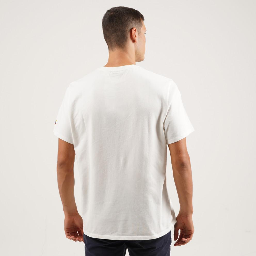 Levi's x Snoopy Back Flip Ανδρική Μπλούζα