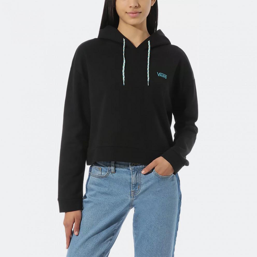 Vans Women's Crop Hooded Sweatshirt