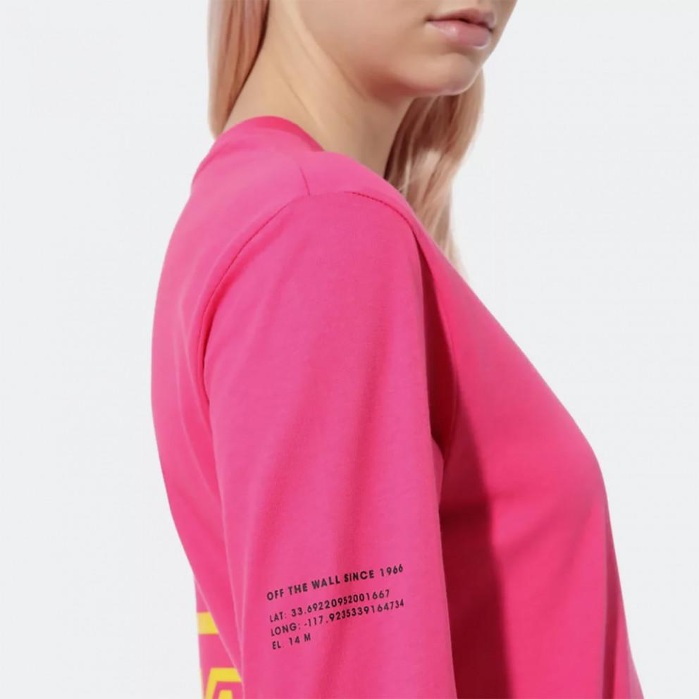 Vans 66 Supply Γυναικεία Μακρυμάνικη Μπλούζα