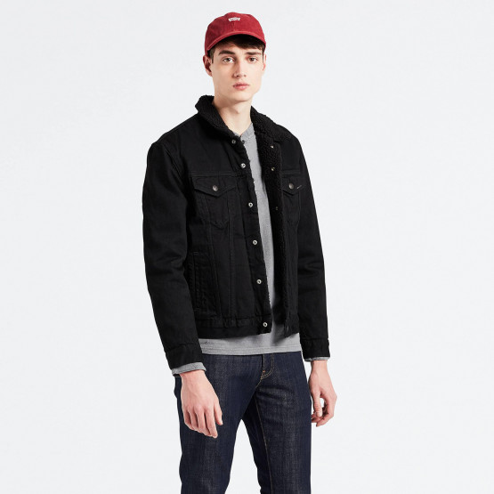 Levi's Type 3 Sherpa Men's Denim Jacket