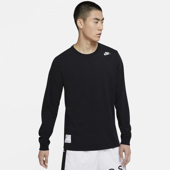Nike M Nsw Cj Ls Tee