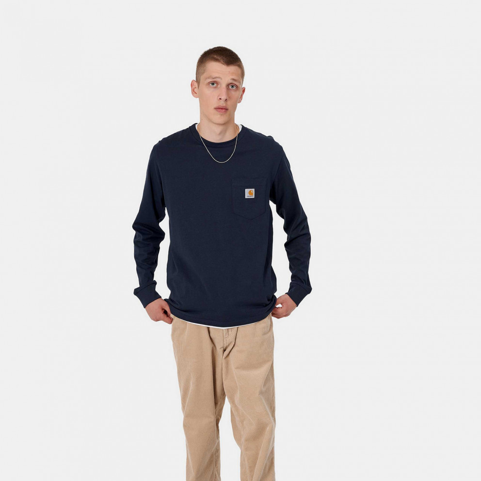 Carhartt WIP Pocket Men's Long-Sleeve T-Shirt