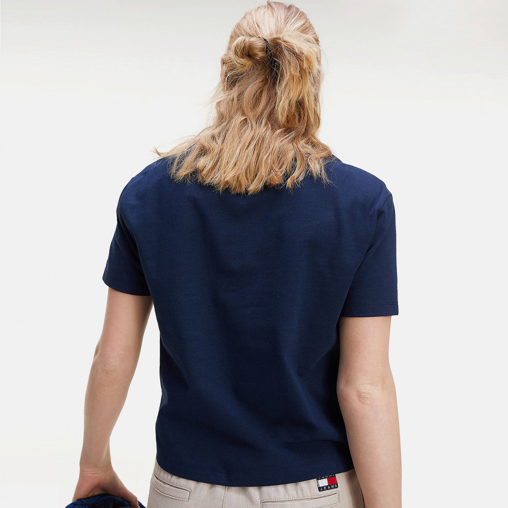 Tommy Jeans Badge Women's T-Shirt