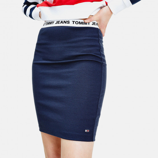 Tommy Jeans Bodycon Skirt