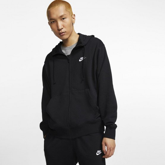 Nike Sportswear Club FLeece Ανδρική Ζακέτα