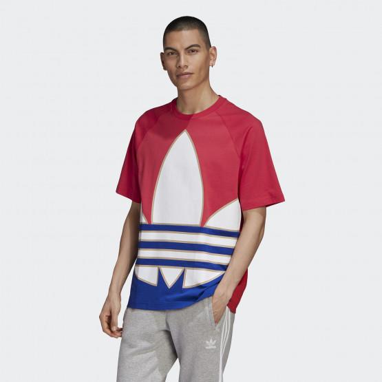 adidas Originals Big Trefoil Colorblock Men's Tee