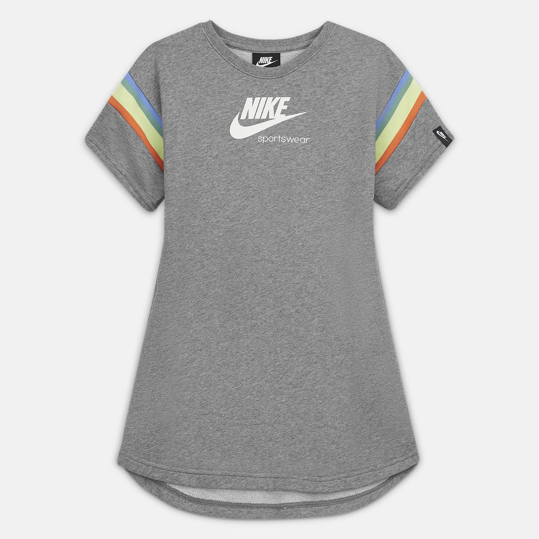 Nike Sportswear Heritage Παιδικό Φόρεμα (9000055220_17329)