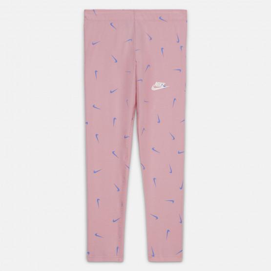 Nike Sportswear Printed Παιδικό Κολάν