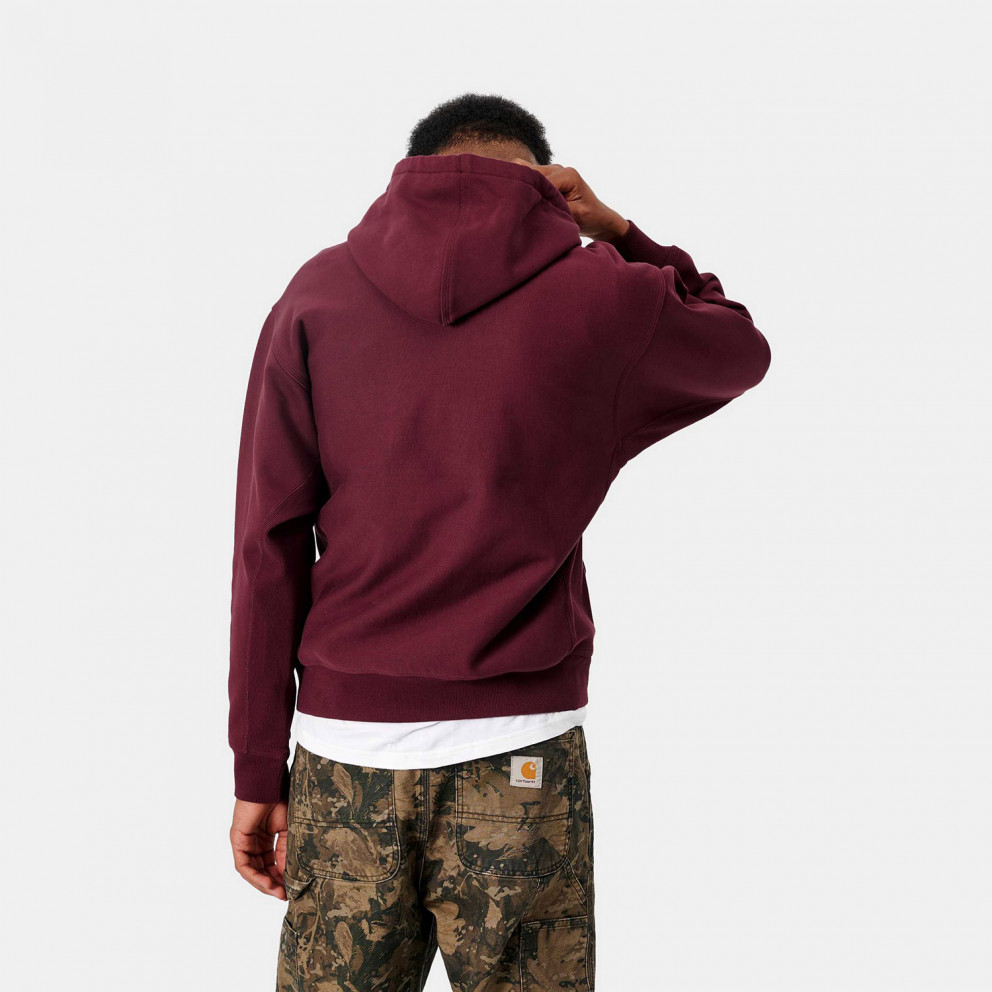 Carhartt WIP American Script Men's Hooded Sweatshirt