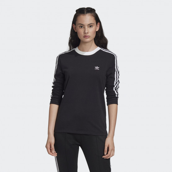 adidas Originals 3-Stripes Women's Long Sleeve Shirt