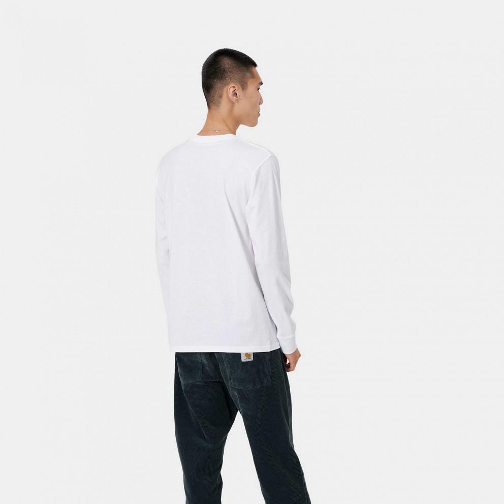 Carhartt WIP Pocket Men's Long-Sleeve T-Shirt