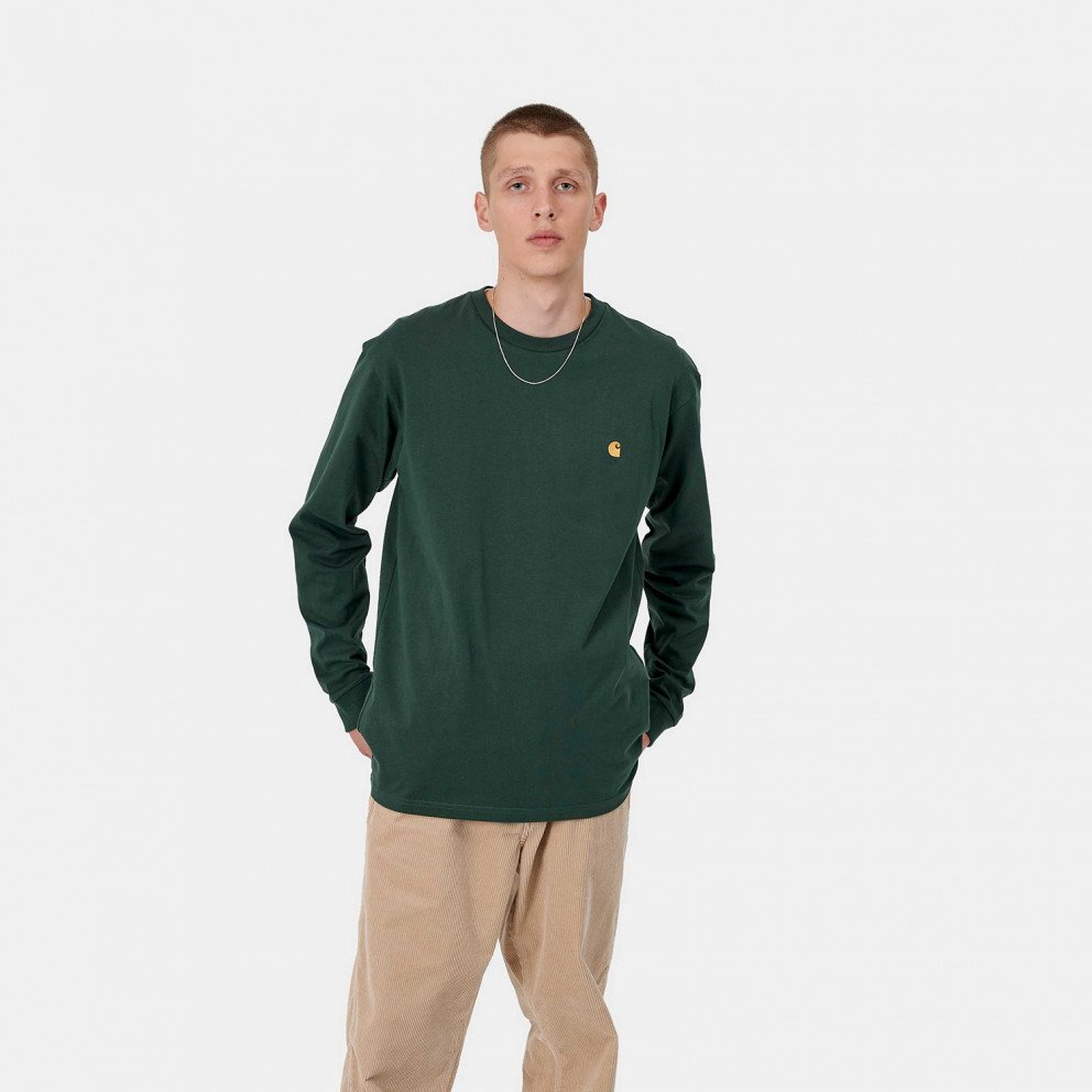 Carhartt WIP Chase Men's Long-Sleeve T-Shirt