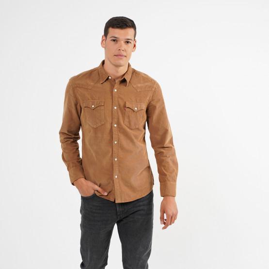 Levis Barstow Western Slim Garment Men's Shirt