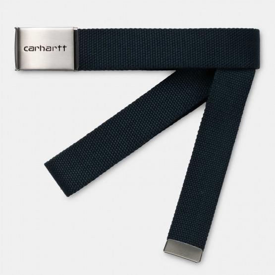 Carhartt WIP Clip Belt Chrome Ζώνη