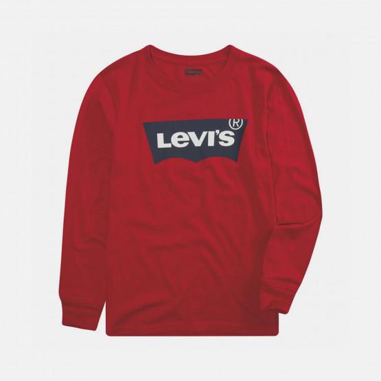 Levis Batwing Παιδική Μακρυμάνικη Μπλούζα
