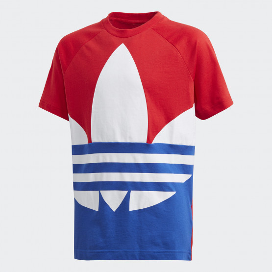 adidas Originals Large Trefoil Παιδική Μπλούζα
